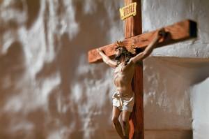 Crucifix on a Wall